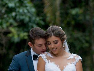 El matrimonio de Daniel  y Alejandra  2