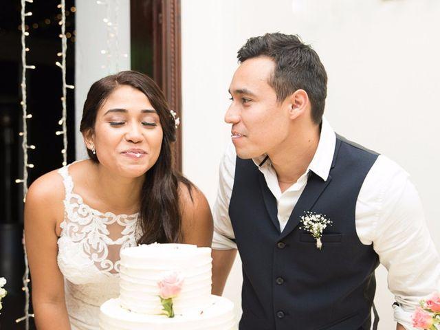 El matrimonio de Yessica y Sergio