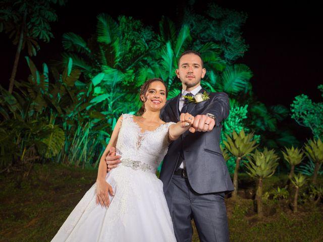 El matrimonio de Elizabeth y Victor