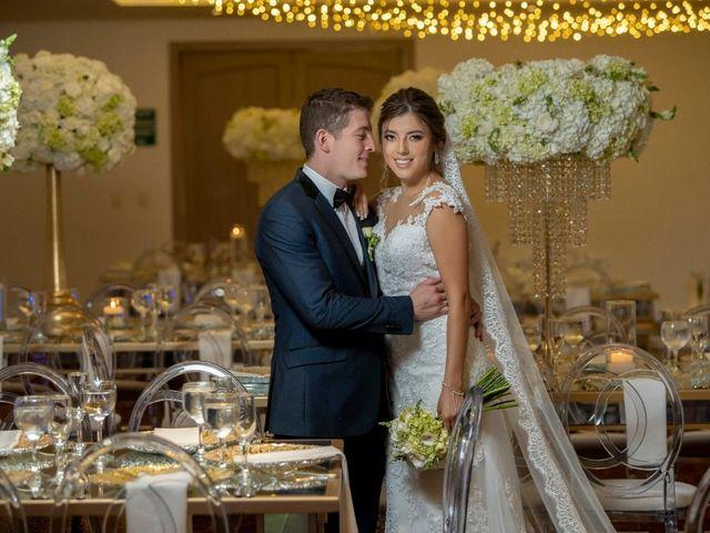 El matrimonio de Alejandra  y Daniel  en Medellín, Antioquia 1