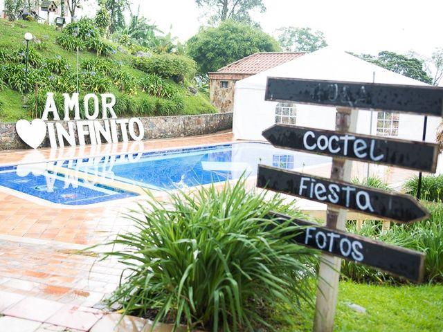 El matrimonio de Sergio y Yessica en Envigado, Antioquia 4