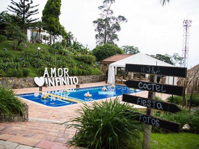 El matrimonio de Sergio y Yessica en Envigado, Antioquia 10