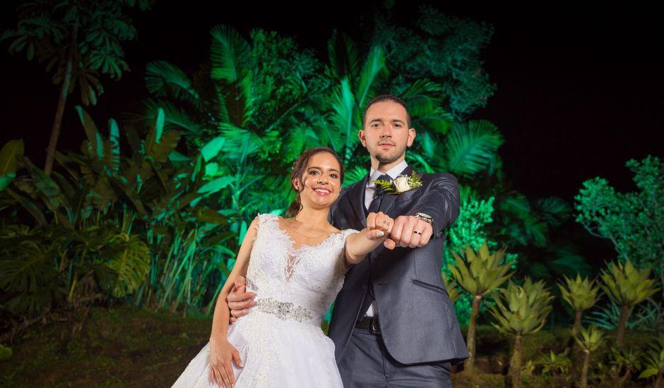 El matrimonio de Victor y Elizabeth en Sabaneta, Antioquia