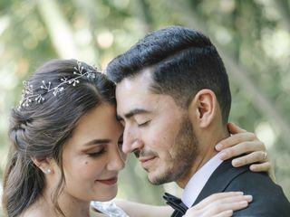 El matrimonio de Juan Pablo  y Carolina  1