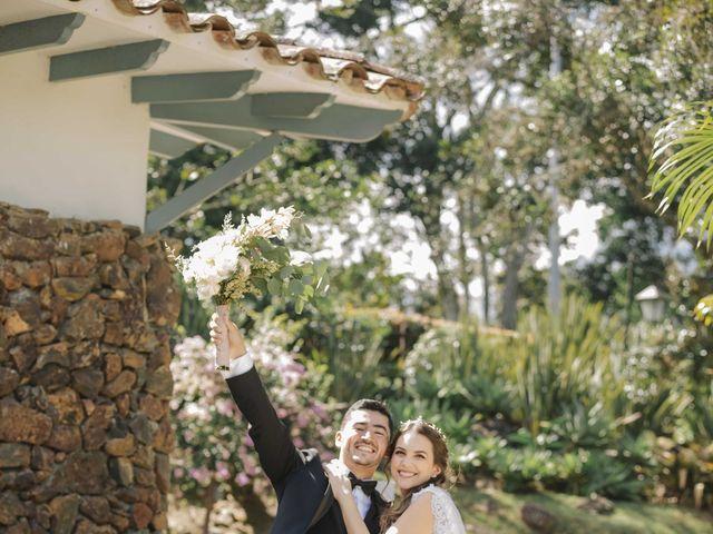 El matrimonio de Carolina  y Juan Pablo  en Girardota, Antioquia 1