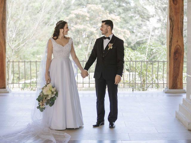 El matrimonio de Juan Pablo  y Carolina
