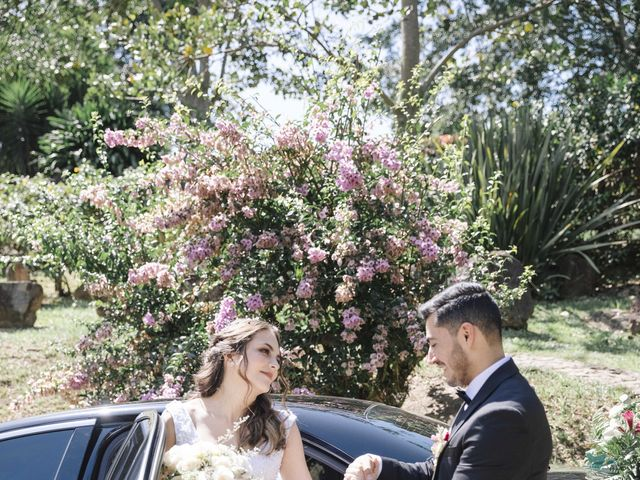 El matrimonio de Carolina  y Juan Pablo  en Girardota, Antioquia 4