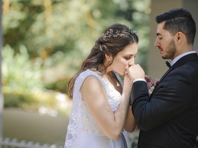 El matrimonio de Carolina  y Juan Pablo  en Girardota, Antioquia 2