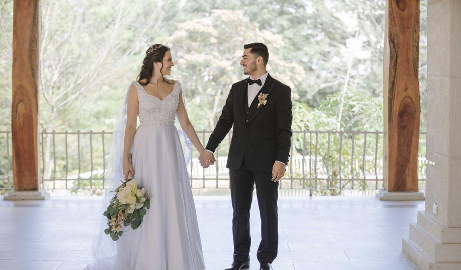El matrimonio de Carolina  y Juan Pablo  en Girardota, Antioquia