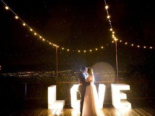 El matrimonio de Karen  y Santiago  2