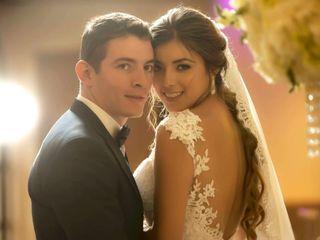 El matrimonio de Alejandra y Daniel  1