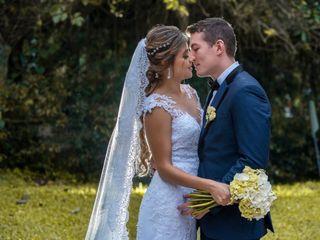 El matrimonio de Alejandra y Daniel  3