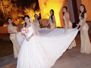 El matrimonio de Emilse  y Juan 3