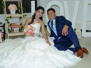El matrimonio de Emilse  y Juan