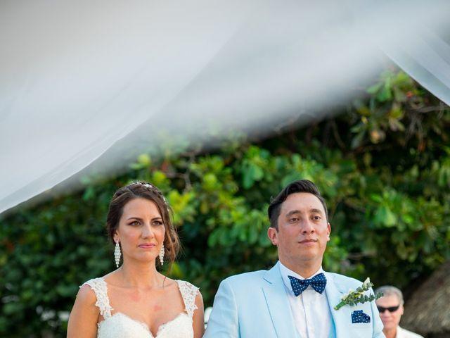 El matrimonio de Paola y David en Santa Marta, Magdalena 6