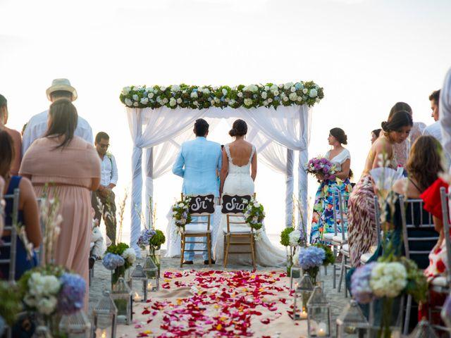 El matrimonio de Paola y David en Santa Marta, Magdalena 7