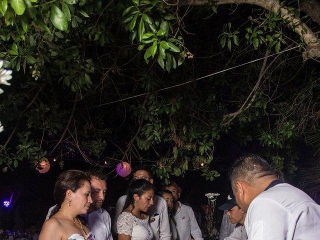 El matrimonio de Wilson y Monica en Cartagena, Bolívar 3