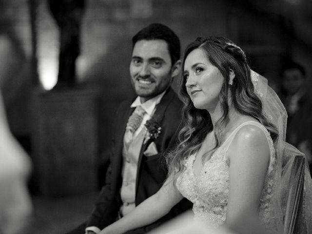 El matrimonio de Karen  y Santiago