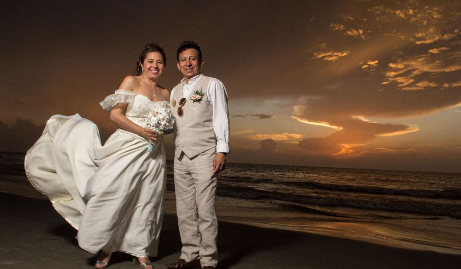 El matrimonio de Wilson y Monica en Cartagena, Bolívar