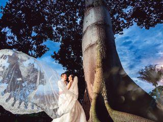 El matrimonio de Karent y Wilmar