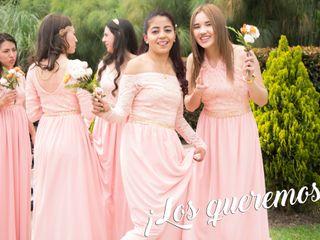 El matrimonio de Jenny y Andres 2