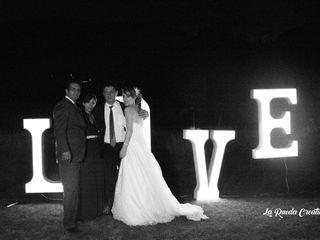 El matrimonio de Jenny y Andres 3