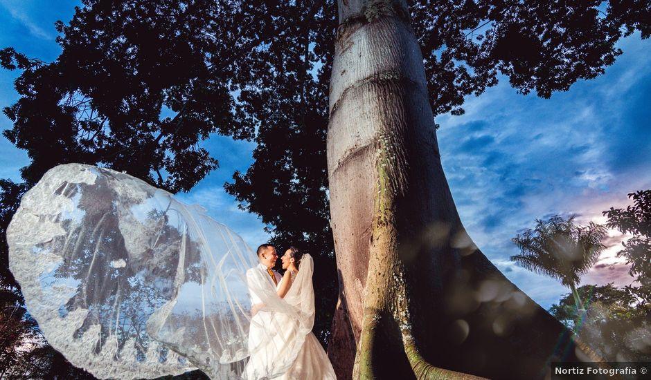 El matrimonio de Wilmar y Karent en Fusagasugá, Cundinamarca