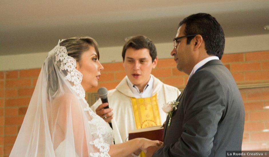 El matrimonio de Andres y Jenny en Cota, Cundinamarca