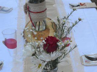 El matrimonio de Milly  y Harol  1