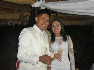 El matrimonio de Milly  y Harol