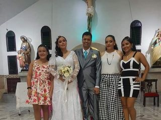 El matrimonio de Esther  y Jair 3