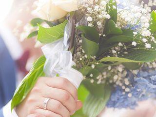 El matrimonio de Diana  y Mateo  1