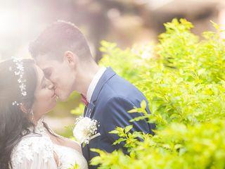 El matrimonio de Diana  y Mateo  3