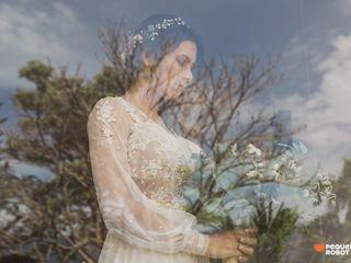 El matrimonio de Laura y Santiago  1