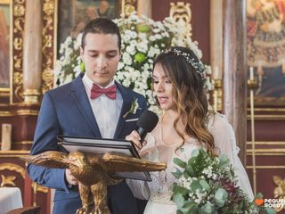 El matrimonio de Laura y Santiago  2