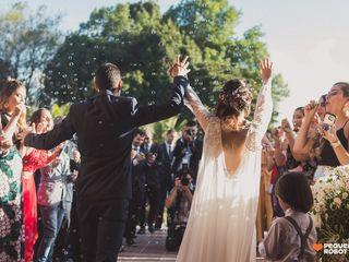 El matrimonio de Laura y Santiago