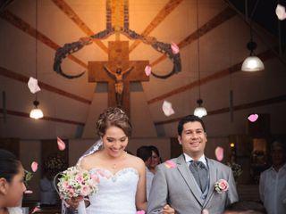 El matrimonio de Susana y Oscar