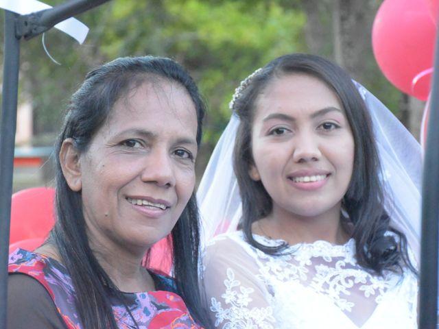 El matrimonio de Harol  y Milly  en Inírida, Guainía 2