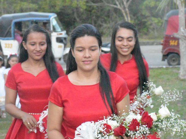 El matrimonio de Harol  y Milly  en Inírida, Guainía 10