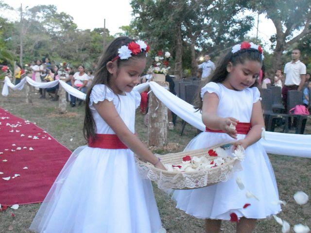 El matrimonio de Harol  y Milly  en Inírida, Guainía 12
