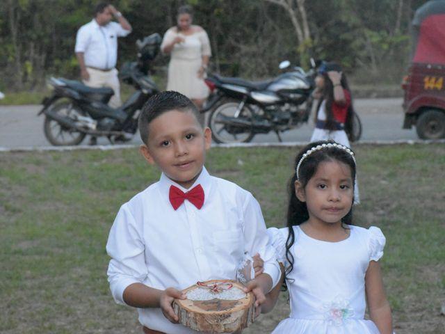 El matrimonio de Harol  y Milly  en Inírida, Guainía 13