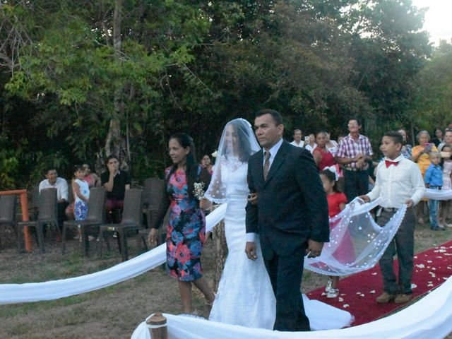 El matrimonio de Harol  y Milly  en Inírida, Guainía 15