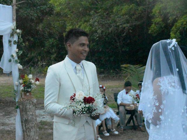 El matrimonio de Harol  y Milly  en Inírida, Guainía 16