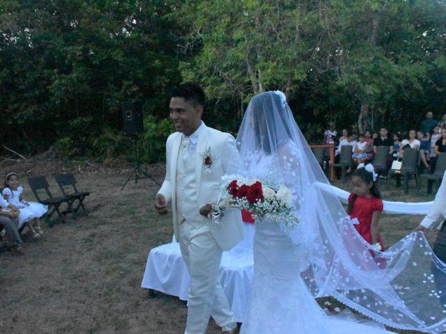 El matrimonio de Harol  y Milly  en Inírida, Guainía 18