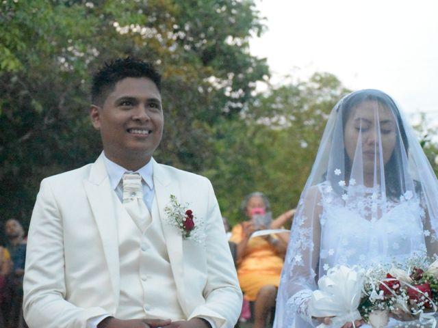El matrimonio de Harol  y Milly  en Inírida, Guainía 19