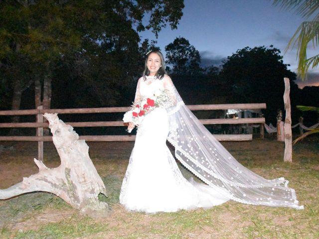 El matrimonio de Harol  y Milly  en Inírida, Guainía 28