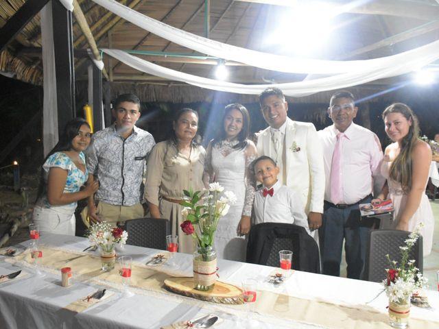 El matrimonio de Harol  y Milly  en Inírida, Guainía 31