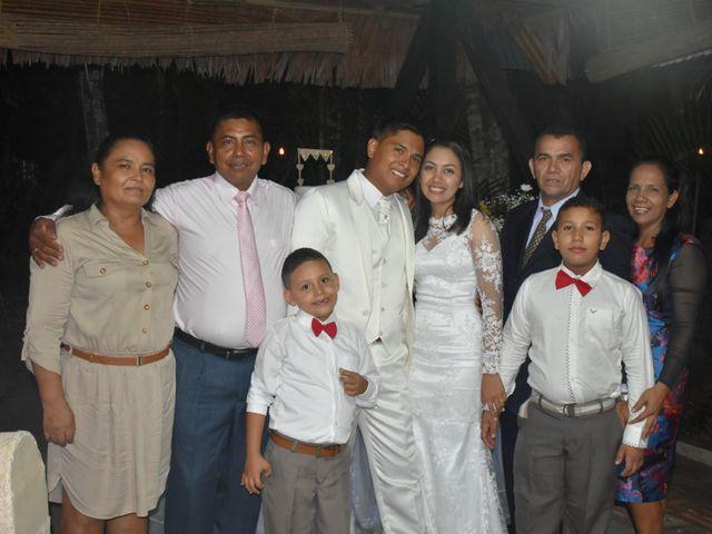 El matrimonio de Harol  y Milly  en Inírida, Guainía 35