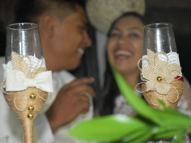 El matrimonio de Harol  y Milly  en Inírida, Guainía 36