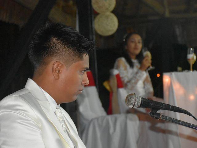 El matrimonio de Harol  y Milly  en Inírida, Guainía 37
